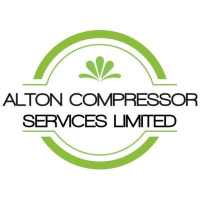 Alton Compressor Services logo for vendor partner page